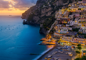 The jewel of Southern Italy